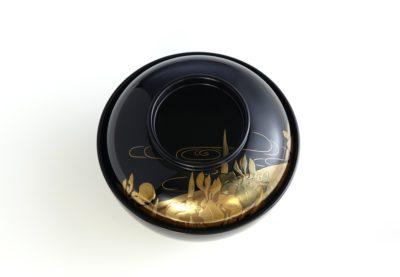 光琳蒔絵45縁紐煮物椀サムネイル画像2