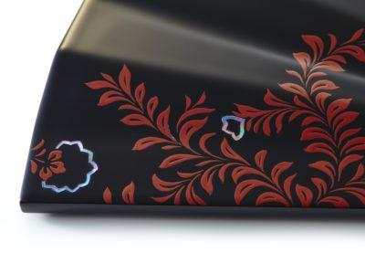 花唐草扇形盆サムネイル画像1