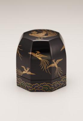 鳳凰瑞雲飾箱サムネイル画像1