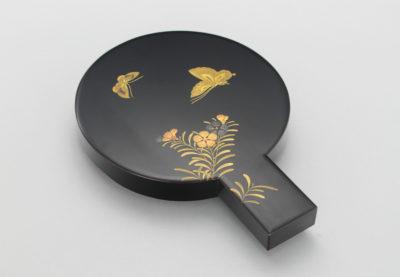蝶鏡形硯箱サムネイル画像1